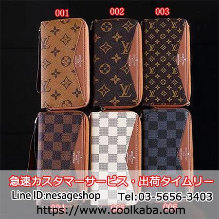 ルイヴィトン 財布ケース iphone8プラス