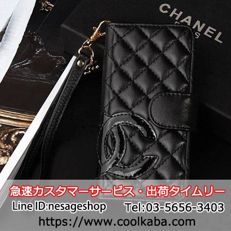 chanel iphone7s plusケース ロゴ付き