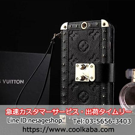 iPhone8PLUS ケース LV 手帳型
