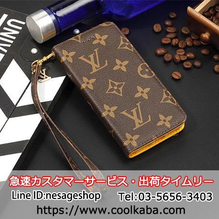 ルイヴィトン iphoneテン携帯カバー 手帳式