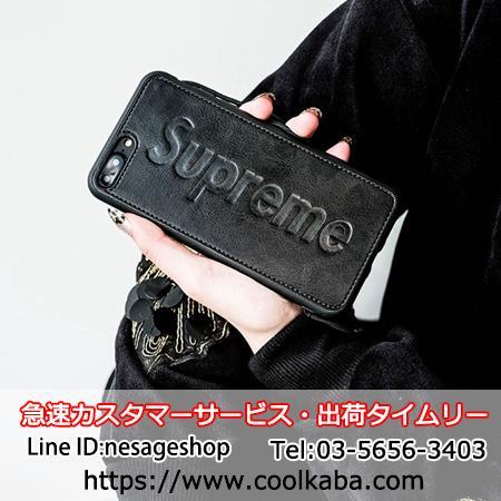 iphoneXケース ネックストラップ付き