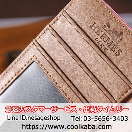 エルメス アイホン8カバー カード収納