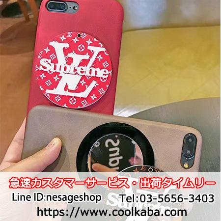 LV iphone8ケース シュプリーム