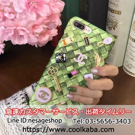 iphone6s plusケース シャネル キラキラ