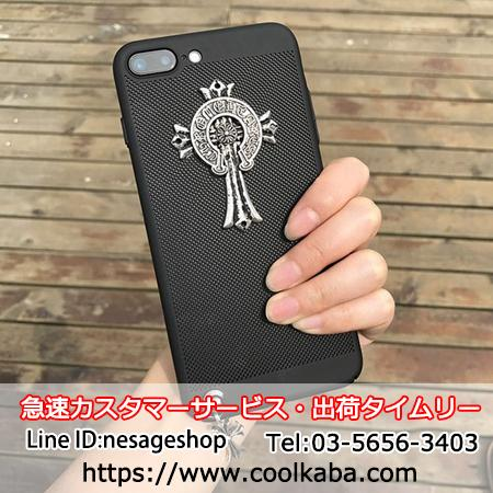 CHROME HEARTS iphone8ケース 放熱