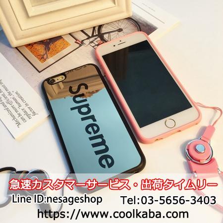 シュプリーム iphoneジャケットケース 鏡面反射