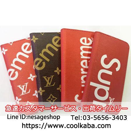 アイフォン テンケース LV SUPREME