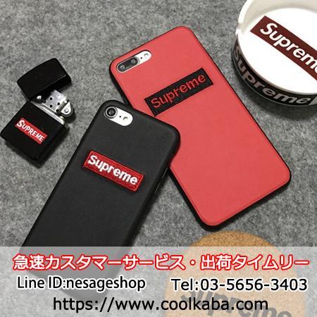 iphone刺繍ケース ブランド シュプリーム