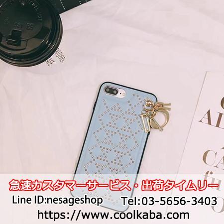 ディオール iphone8plusスマホケース 人気