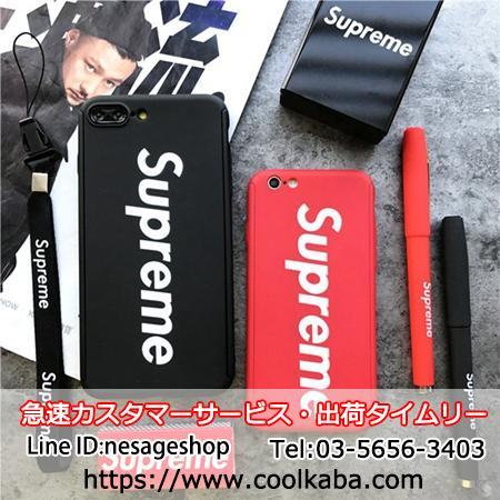アイフォン8カバー シュプリーム カップル