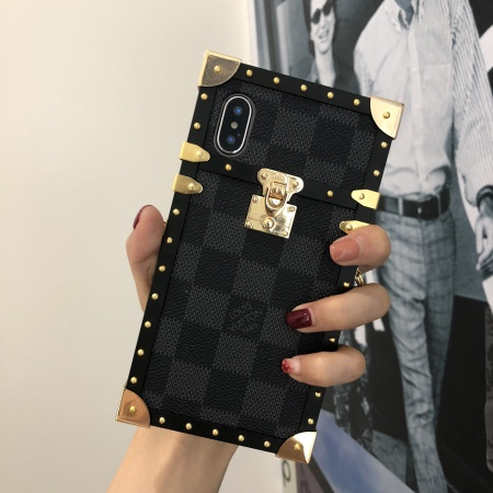 LV Supreme iphone xplus xcケース お洒落