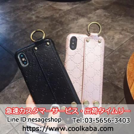 GUCCI iphone Xケース 芸能人