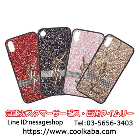 YSL iphone xr/xs maxケース 人気