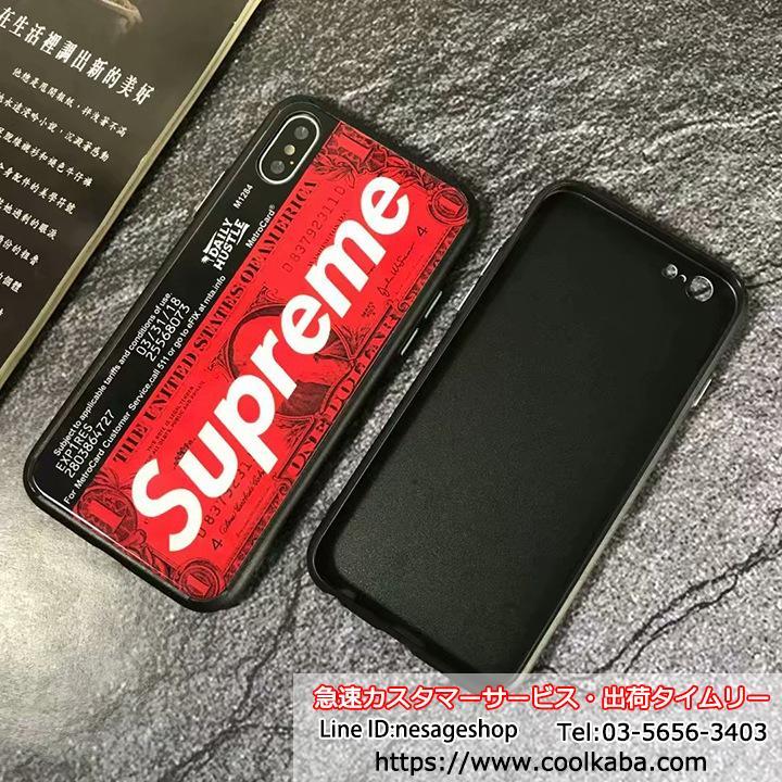 アイフォン 8ケース supreme