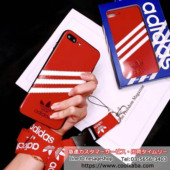 アディダス iphonex/xs ケース