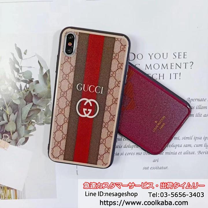 GUCCI iPhoneXs ケース 高級