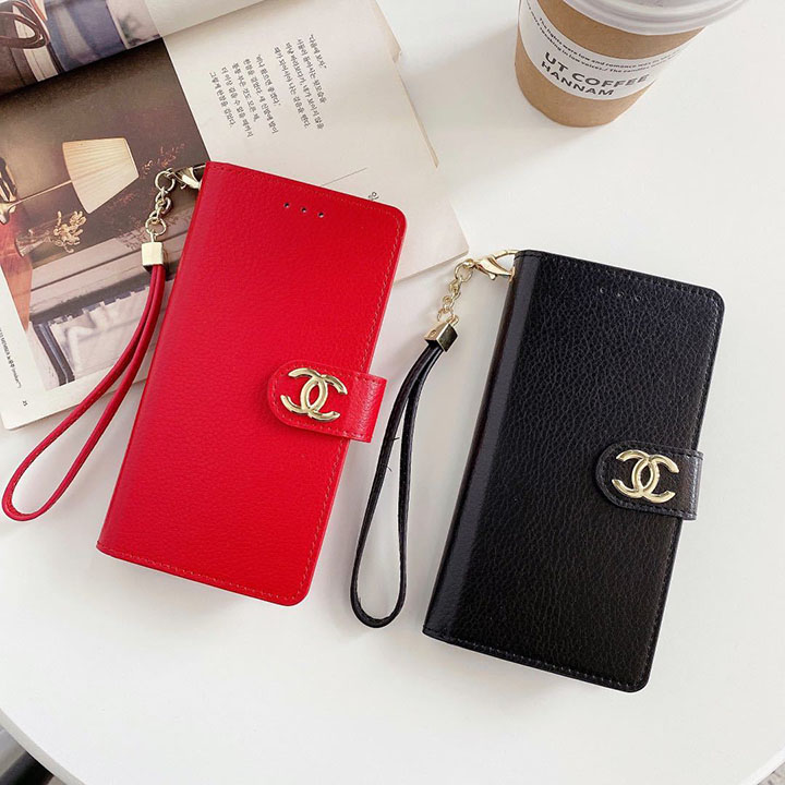 chanel iphone12 カバー