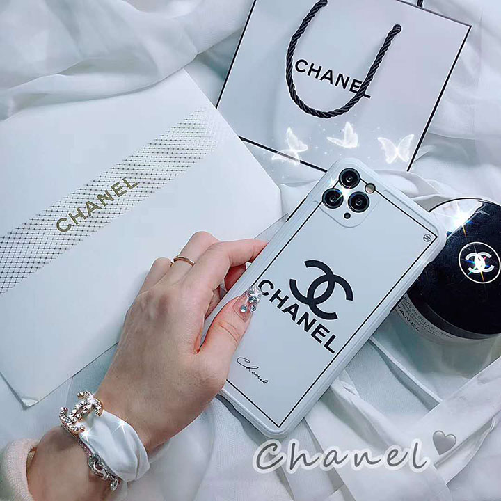 CHANEL iphone12 proカバー