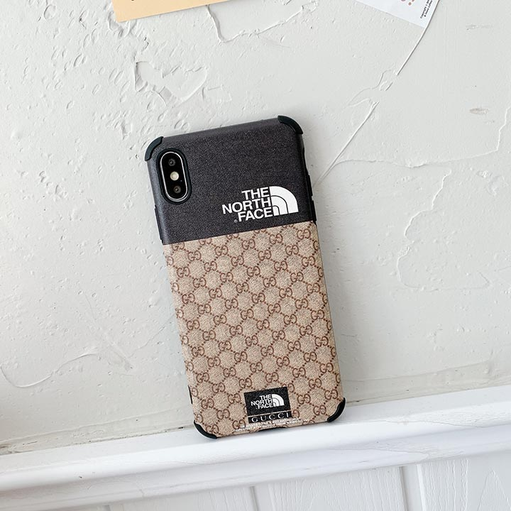 ,Gucci & The north face iphone12 miniスマホケース