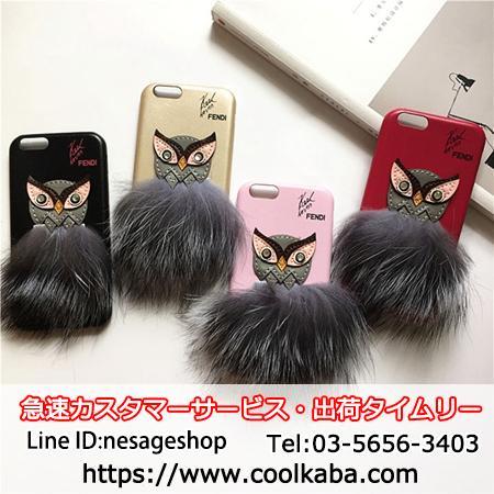iphoneX携帯ケース フクロウ 可愛い