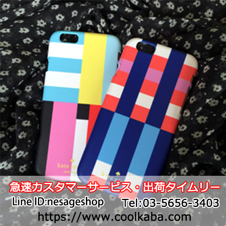 kate spade iphone 6s plus ケース 可愛い